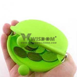 Silicone Coin Bag W1101
