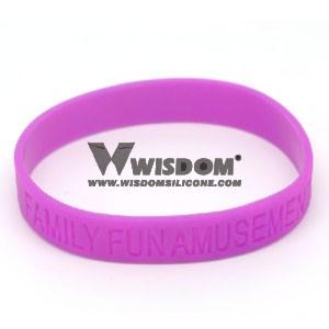 Silicone Wristband W1701