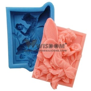 Silicone Soap Mould W2901